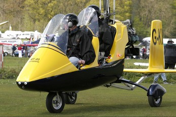 G-KEVG - Private AutoGyro Europe MT-03