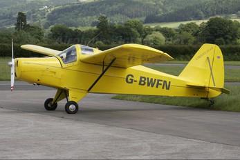 G-BWFN - Private Viking (HAPI) Cygnet SF-2