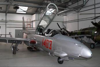 1403 - Poland - Air Force PZL TS-11 Iskra