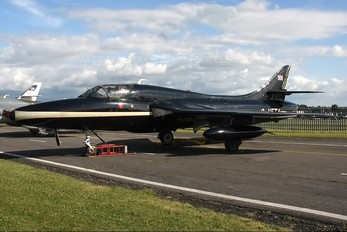 G-VETA - Classic Jet Heritage Hawker Hunter T.7