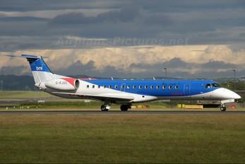G-RJXO - BMI Regional Embraer ERJ-145