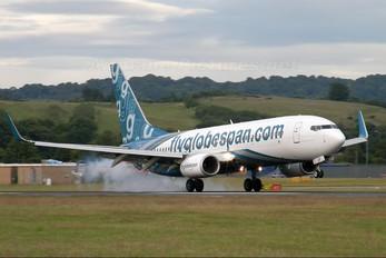 G-CEJP - Flyglobespan Boeing 737-800