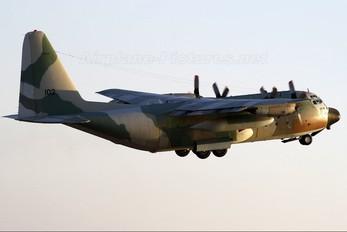 102 - Israel - Defence Force Lockheed C-130H Hercules