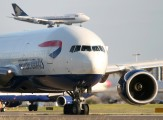 G-YMMB - British Airways Boeing 777-200 aircraft