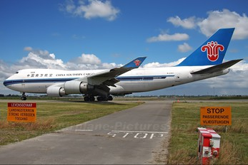 B-2461 - China Southern Cargo Boeing 747-400F, ERF