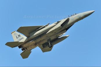 84-044 - USA - Air Force McDonnell Douglas F-15D Eagle