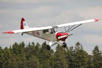 OO-VVA - Private Piper PA-18 Super Cub