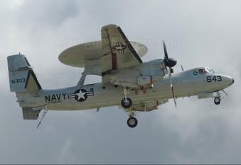 165303 - USA - Navy Grumman E-2C Hawkeye