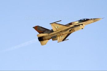 107 - Israel - Defence Force Lockheed Martin F-16I Sufa