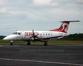 PT-WJG - RICO Linhas Aereas Embraer EMB-120 Brasilia