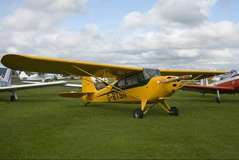 G-BTSR - Private Aeronca Aircraft Corp 11AC Chief
