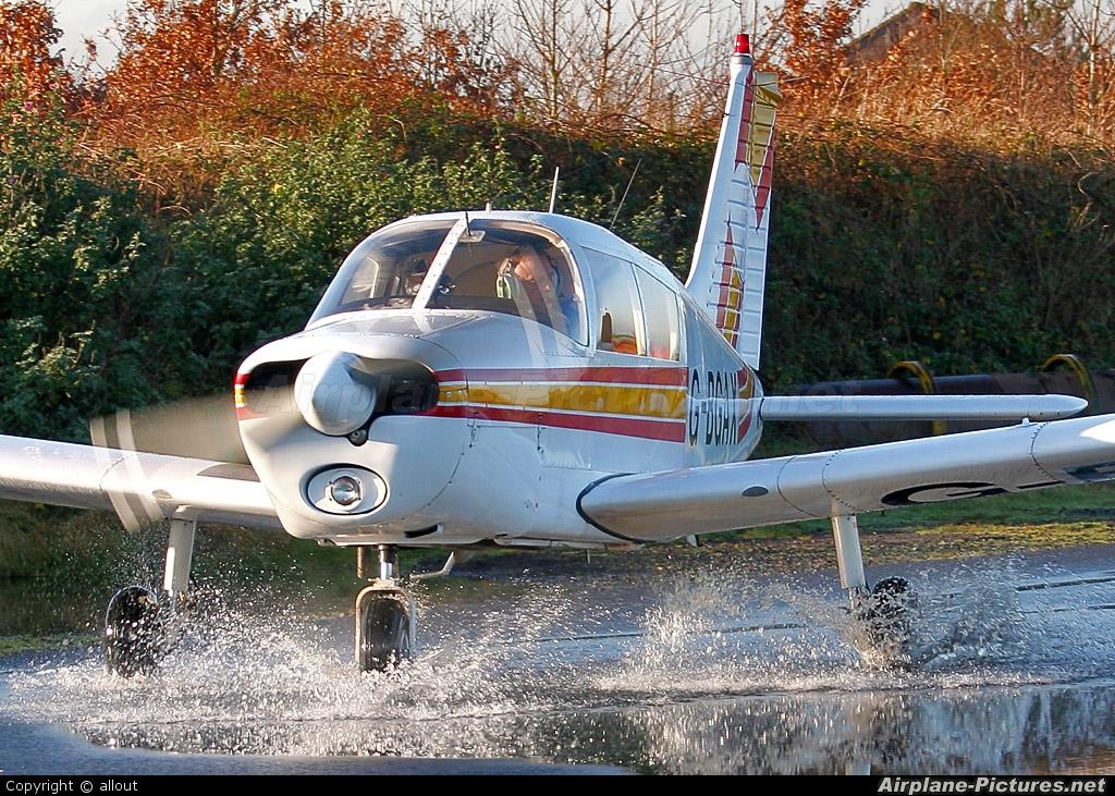 Private G-BGAX aircraft at Breighton