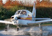 G-BGAX - Private Piper PA-28 Cherokee aircraft
