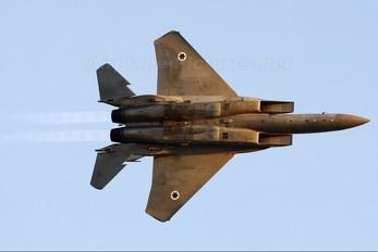 227 - Israel - Defence Force McDonnell Douglas F-15I Ra'am