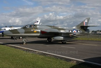 G-BXFI - Delta Jets Hawker Hunter T.7