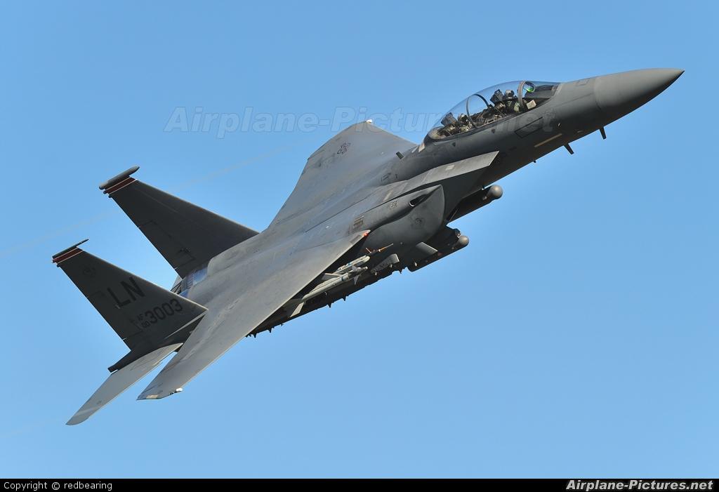 USA - Air Force 00-3003 aircraft at Lakenheath