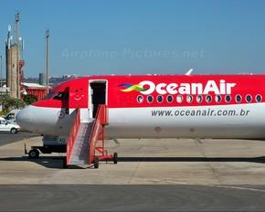 PR-OAG - OceanAir Fokker 100