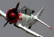 G-ELMH - Private North American Harvard/Texan (AT-6, 16, SNJ series) aircraft