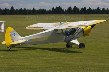 OO-VVG - Private Piper PA-18 Super Cub