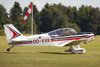 OO-VVK - Private Jodel D140 Mousquetaire