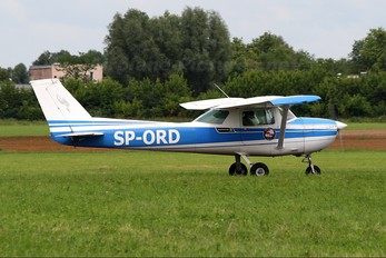 SP-ORD - Aeroklub Orląt Cessna 150