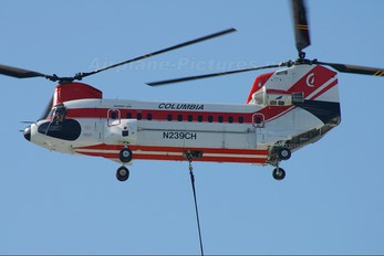 N239CH - Columbia Helicopters Boeing Vertol 234