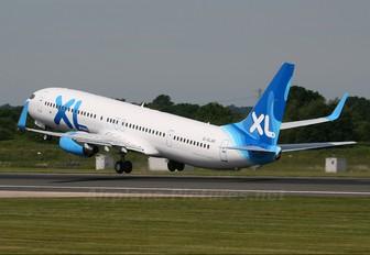 G-XLAR - XL Airways (Excel Airways) Boeing 737-900