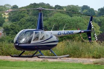 G-IJNK - Private Robinson R44 Astro / Raven