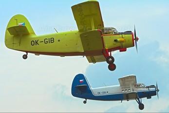OK-GIB - Aeroklub Czech Republic Antonov An-2