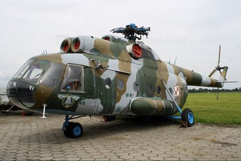 414 - Poland - Air Force Mil Mi-8T