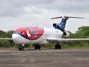 PR-MTK - TAF Linhas Aéreas Boeing 727-200F (Adv)