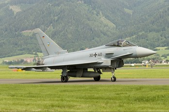 30+40 - Germany - Air Force Eurofighter Typhoon S