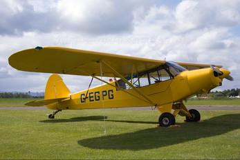 G-EGPG - Private Piper L-18 Super Cub