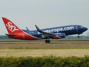 OM-NGP - SkyEurope Boeing 737-700