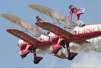 N74189 - Guinot Wingwalkers Boeing Stearman, Kaydet (all models)