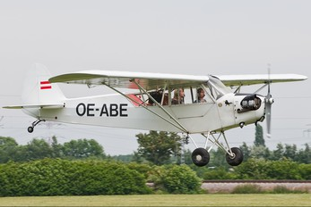 OE-ABE - Private Piper J3 Cub