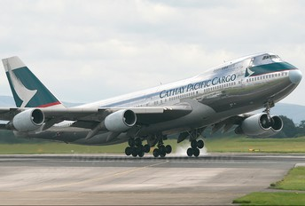 B-HMD - Cathay Pacific Cargo Boeing 747-200SF