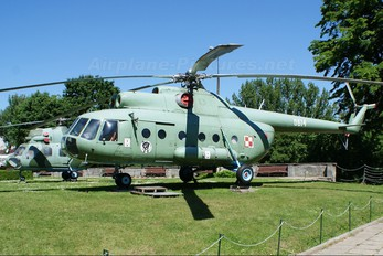 0614 - Museum of Polish Army Mil Mi-8T