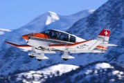 HB-KIY - Flugschule Grenchen Robin DR.400 series aircraft