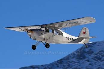 HB-ETD - Private Aeronca Aircraft Corp 7BCM