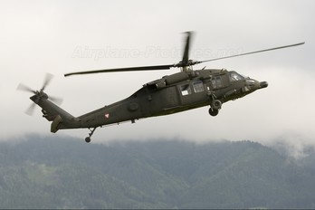 6M-BE - Austria - Air Force Sikorsky S-70A Black Hawk