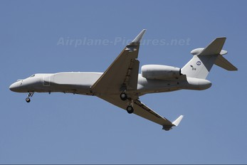 514 - Israel - Defence Force Gulfstream Aerospace G-V, G550 ELINT (Special missions)