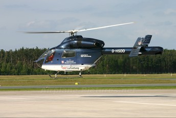 D-HSDD - HSD Luftrettung MD Helicopters MD-900 Explorer