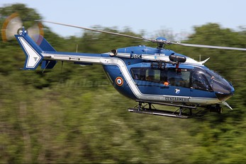 JBK - France - Gendarmerie Eurocopter EC145