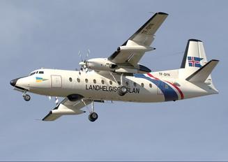 TF-SYN - Iceland - Coast Guard Fokker F27-200MAR Friendship
