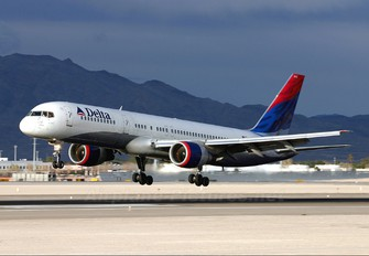 N646DL - Delta Air Lines Boeing 757-200