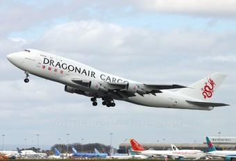 B-KAA - Dragonair Cargo Boeing 747-300F