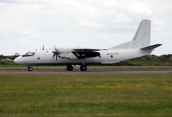 HA-TCT - Cityline Hungary Antonov An-26 (all models)