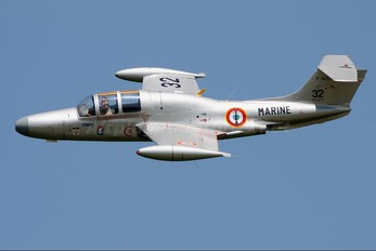 F-AZLT - Private Morane Saulnier MS.760 Paris
