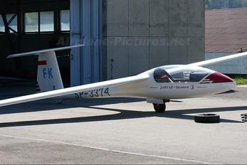 SP-3374 - Private PZL SZD-48 Jantar Standard 3